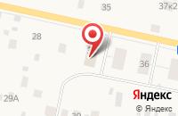 Схема проезда до компании Поликлиника в Загорянском