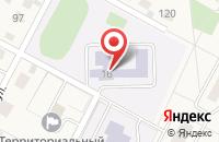 Схема проезда до компании Володарская средняя общеобразовательная школа в Володарского