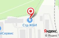 Схема проезда до компании Общественная Комиссия По Борьбе С Коррупцией в Лыткарино