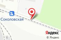 Схема проезда до компании Атия в Щелково