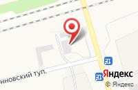 Схема проезда до компании Деловая Механизация в Михнево