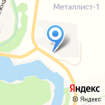 Транзит-Нефть на карте Киреевска