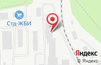 Схема проезда до компании Строитель в Лыткарино