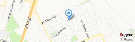 Донецкая общеобразовательная школа I-III ступеней №133 на карте Донецка