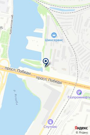 ПРОИЗВОДСТВЕННАЯ ФИРМА ПРОМЭЛТЕХ на карте Череповца