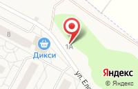 Схема проезда до компании Элекснет в Володарского
