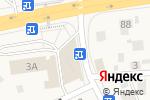 Схема проезда до компании Горячие туры в посёлке городского типа Томилино