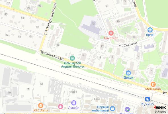 жилой комплекс Пушкинская 49