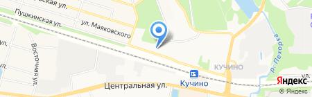 СкопаСервис на карте Балашихи