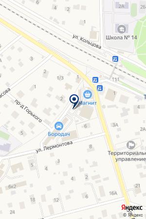 LOTEX на карте Люберец