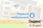 Схема проезда до компании GUKA в Балашихе