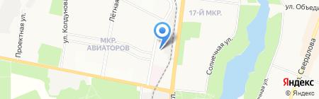 Obuv.com на карте Балашихи