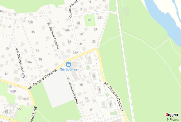 купить квартиру в ЖК Лесные поляны