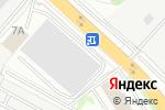 Схема проезда до компании АгроПост в Балашихе