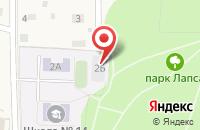 Схема проезда до компании Средняя общеобразовательная школа №14 в посёлке городского типа Томилино