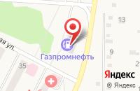 Схема проезда до компании АЗС ТНК в Володарского
