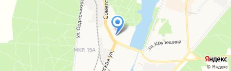 Appledress на карте Балашихи