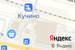 Схема проезда до компании Applerem в Балашихе
