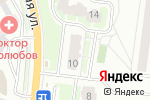 Схема проезда до компании Две планеты в Москве