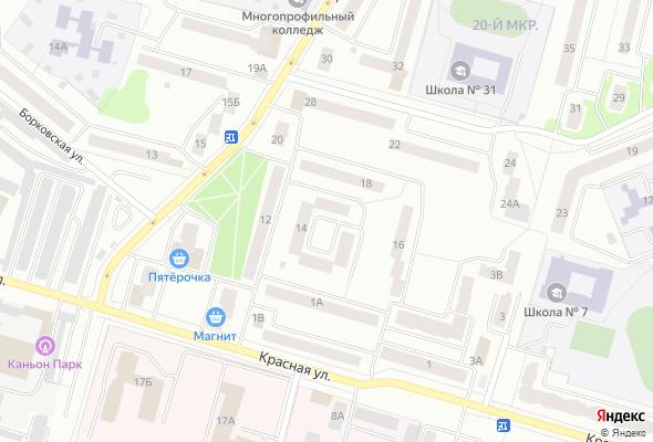 жилой комплекс по ул. Гоголя 14