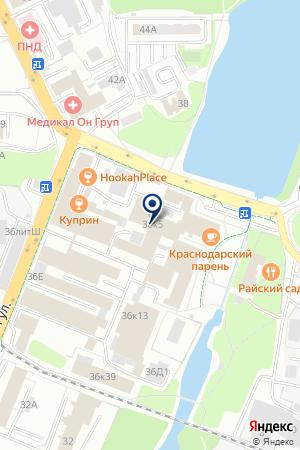 МЕБЕЛЬНАЯ КОМПАНИЯ МАСТЕР ВУД на карте Балашихи