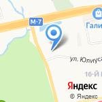 Российский государственный аграрный заочный университет на карте Балашихи