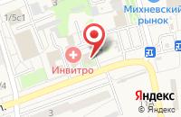 Схема проезда до компании Премиум в Михнево