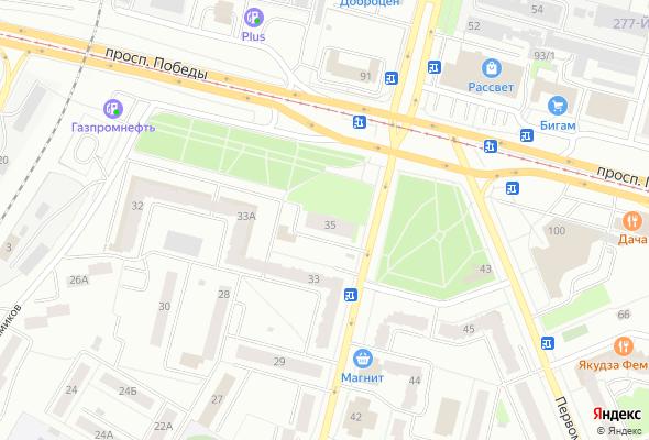 купить квартиру в ЖК Дом на ул. Гоголя