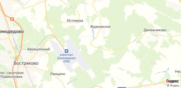 Сельвачево на карте