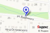 Схема проезда до компании ПРОИЗВОДСТВЕННАЯ ФИРМА МАТРЕНА в Хотьково