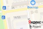 Схема проезда до компании Центральный Республиканский Банк, ОГУ в Макеевке