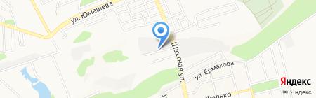 Донецкметаллозбыт на карте Донецка