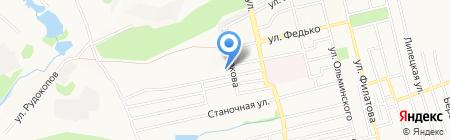 Донецкая общеобразовательная школа I-III ступеней №149 на карте Донецка