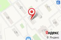 Схема проезда до компании Пятёрочка в Ильинском