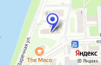Схема проезда до компании ЛОЗА-СЕРВИС в Балашихе