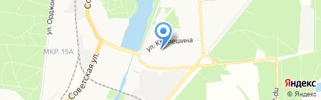 Кожно-венерологический диспансер на карте Балашихи