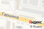 Схема проезда до компании Магазин автозапчастей в посёлке городского типа Томилино