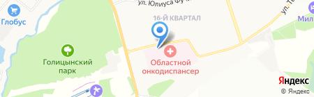 Часовня на карте Балашихи
