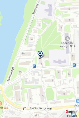 АПТЕКА БУДЬ ЗДОРОВ на карте Балашихи