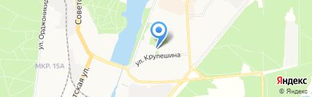 UMKA BABY на карте Балашихи
