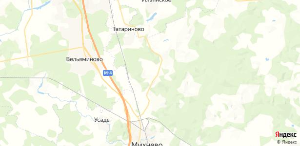 Проскурниково на карте