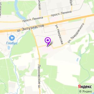 Московский Областной Онкологический Диспансер на карте
