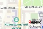 Схема проезда до компании Смайл в Макеевке