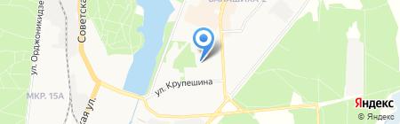 Балашихинский промышленно-экономический колледж на карте Балашихи
