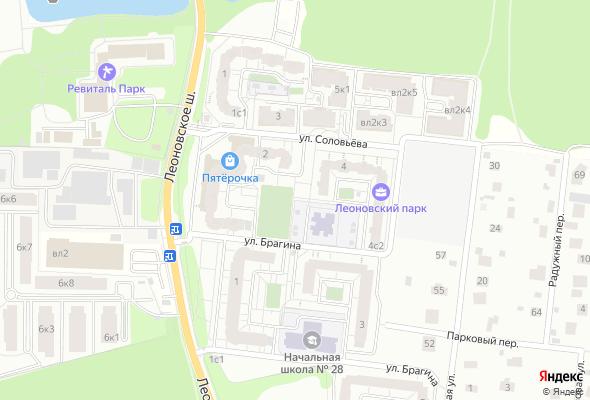 купить квартиру в ЖК Леоновский парк