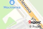Схема проезда до компании Грузовик в Октябрьском