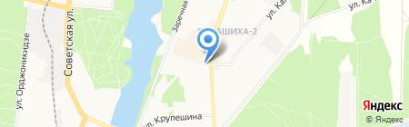 МастерФото на карте Балашихи