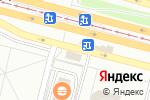 Схема проезда до компании Все Пучком! в Череповце
