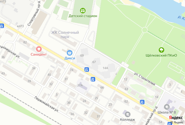 купить квартиру в ЖК Солнечный Парк