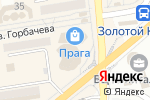 Схема проезда до компании Лидер Групп в Макеевке